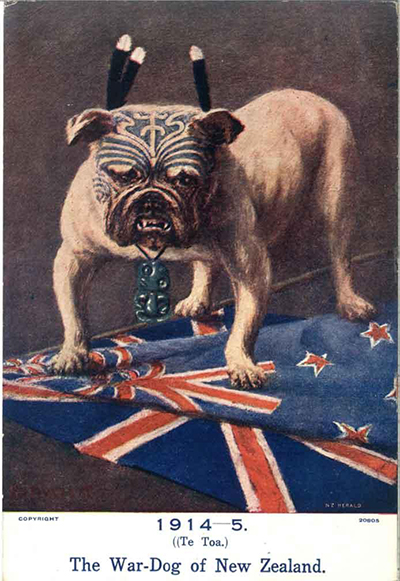 The War Dog 1914